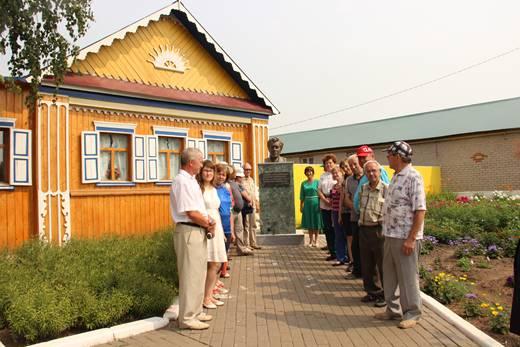 Дом-музей татарского поэта Хасана Туфана