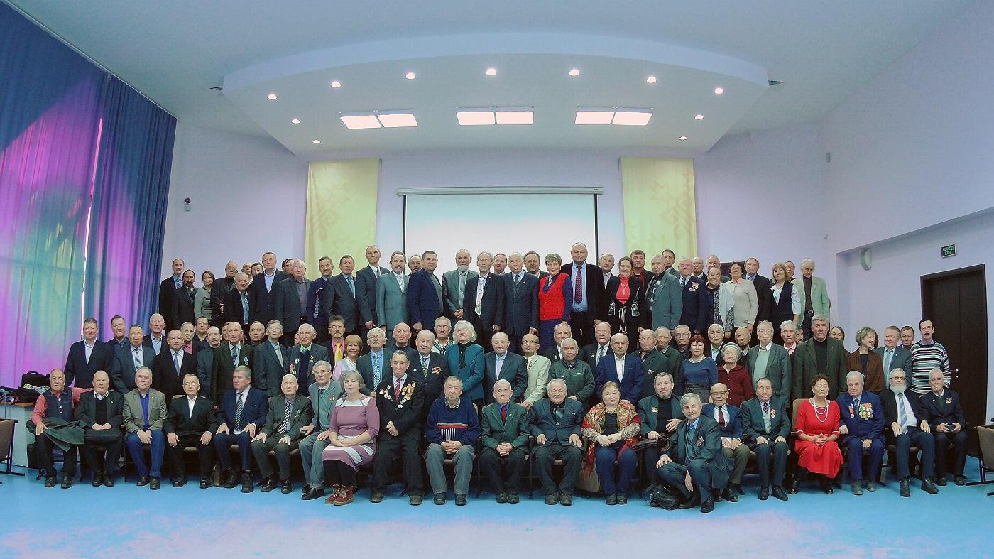 Действительные члены Чувашской национальной академии наук и искусств. Ноябрь 2018 года.