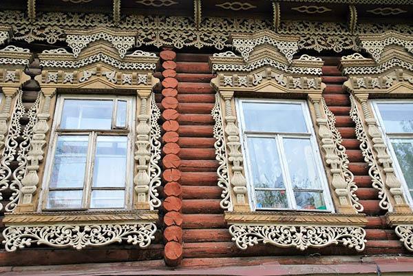 Дом Овчинникова.