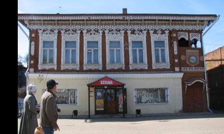Дом Сурьянинова М.М.