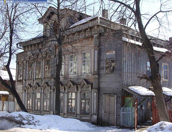 Дом Дмитриева И.И.
