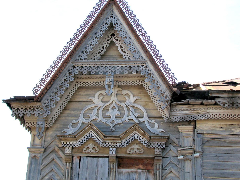 Часть дома купца Сусленникова.