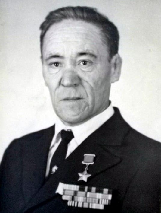 Николай Спиридонович Павлов